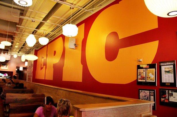 Chicago Apartments, Epic Burger