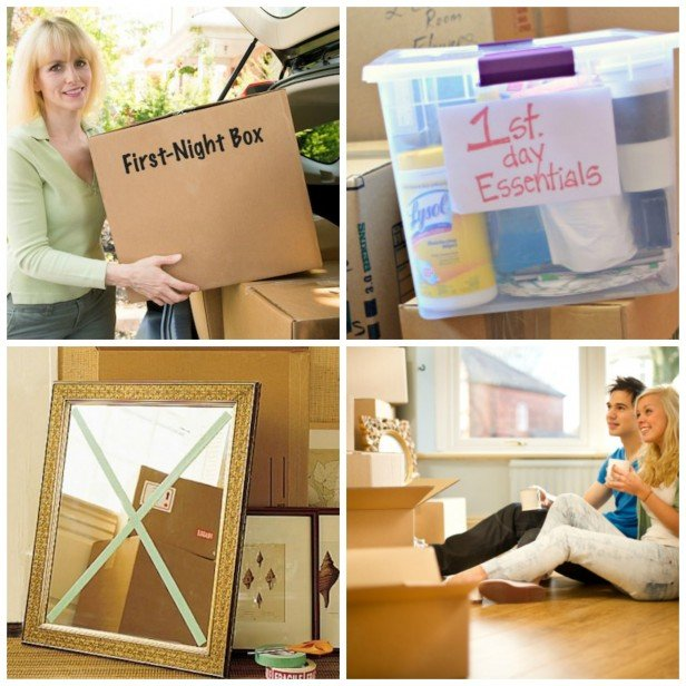 Chicago Apartments, Packing Tips