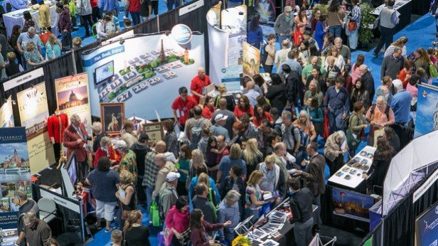 Chicago Apartments, New Year's Events, Travel & Adventure Show