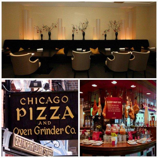 Chicago Apartments, Chicago Restaurants