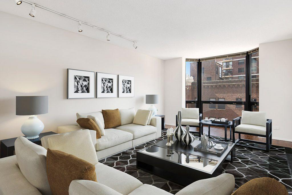 1111 n dearborn planned property management inc. Black Bedroom Furniture Sets. Home Design Ideas