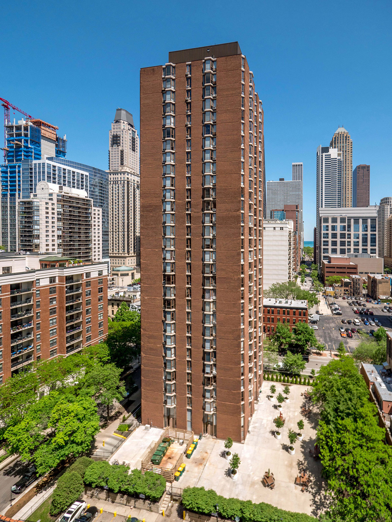 55 W Chestnut Planned Property Management Inc