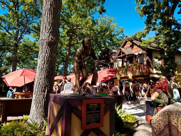 Chicago Apartments, Bristol Renaissance Fair
