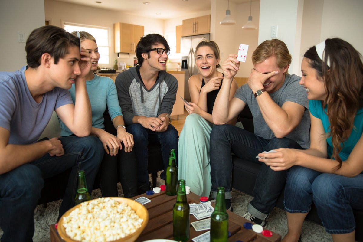 Chicago Apartments, Game Night Tips