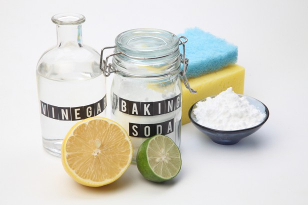 Check out our go-to recipe and instructions for making and using homemade drain cleaner. No toxic chemicals required.