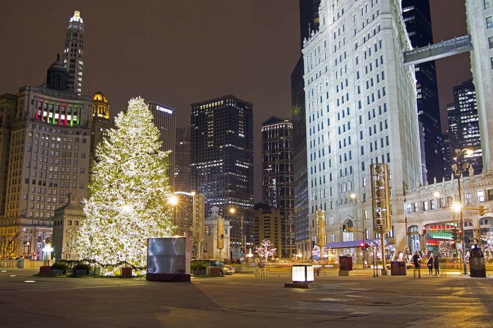 Chicago Apartments, Holiday Events