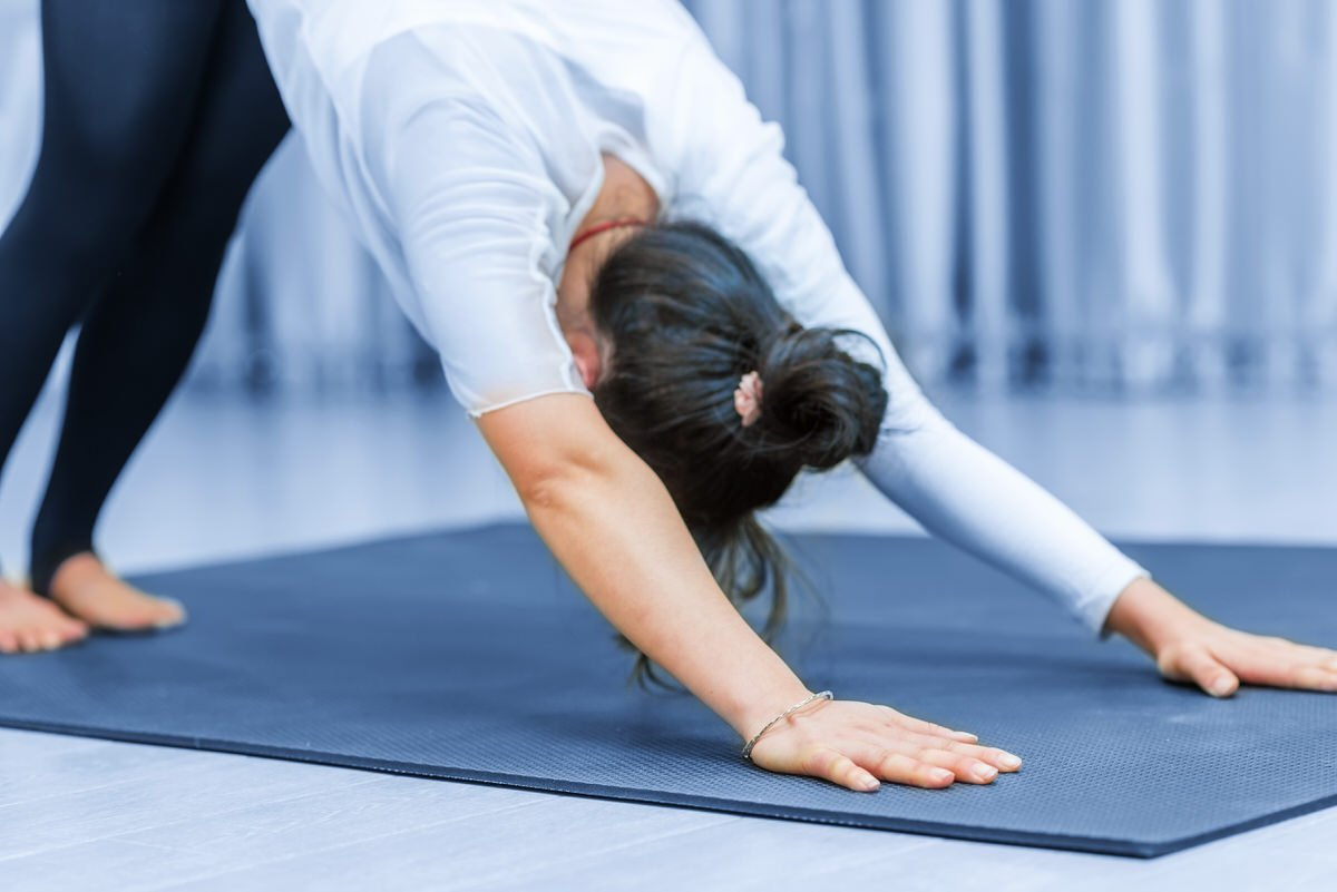 Chicago Apartments, Morning Yoga Poses