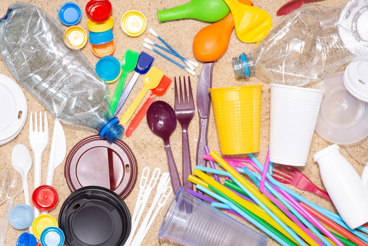 how to reduce plastic use